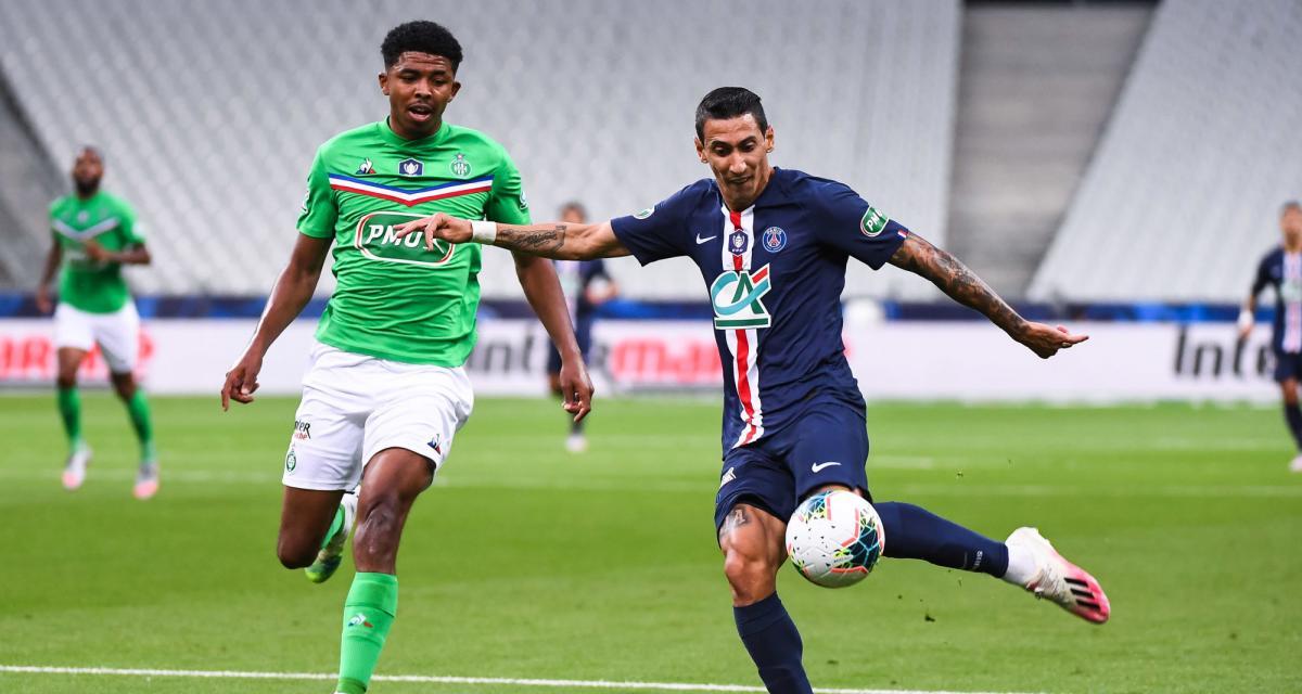 PSG - ASSE (1-0): Fofana, une prestation XXL qui va enflammer son Mercato?