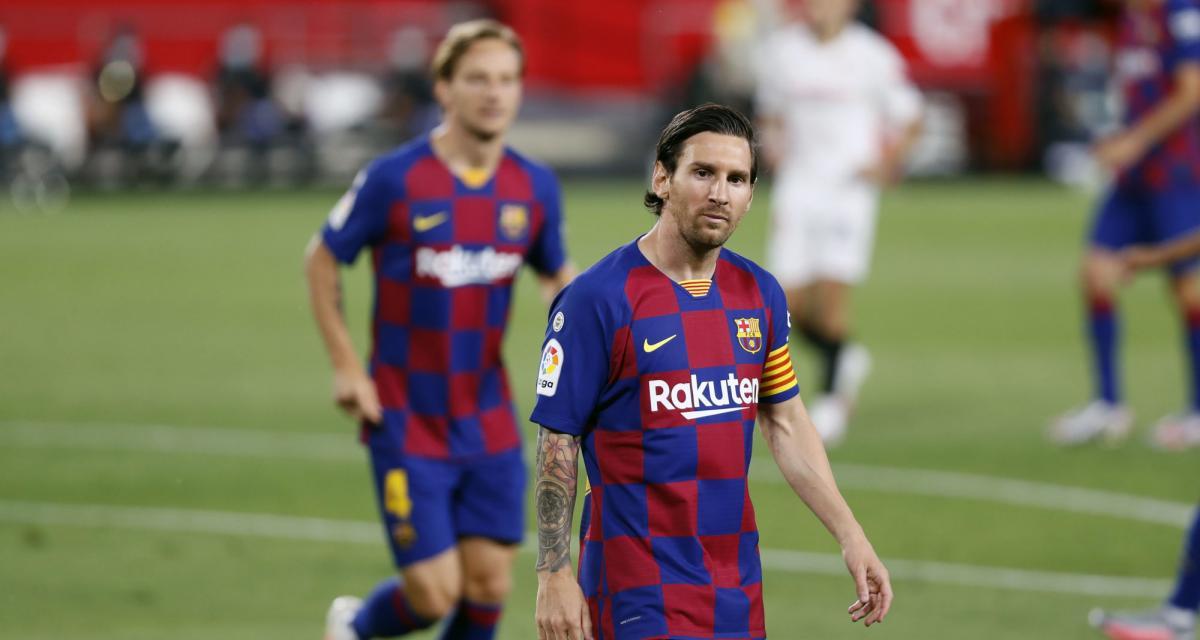 FC Barcelone – Mercato: le clan Messi répond sèchement au fantasme Inter Milan
