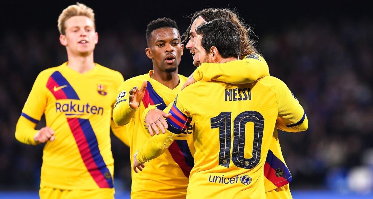 FC Barcelone : alerte rouge pour Messi et Griezmann en C1
