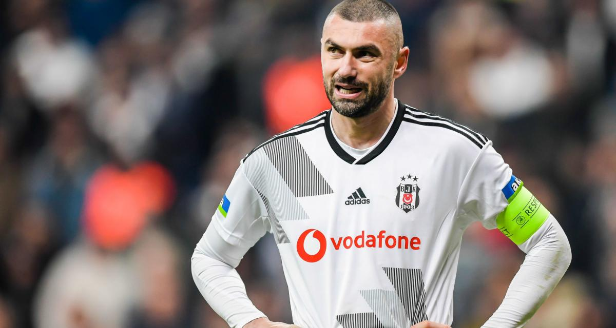 LOSC – Mercato: Burak Yilmaz fait un gros sacrifice pour venir, signature proche ?