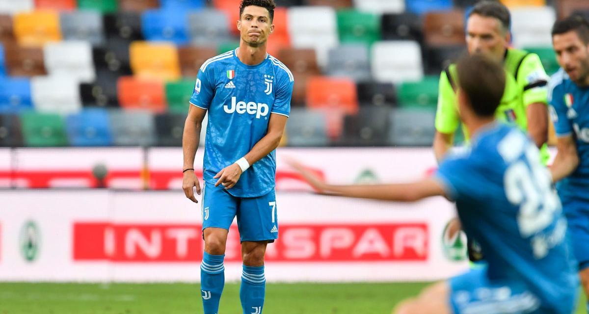 Juventus : une frustration de plus pour Cristiano Ronaldo