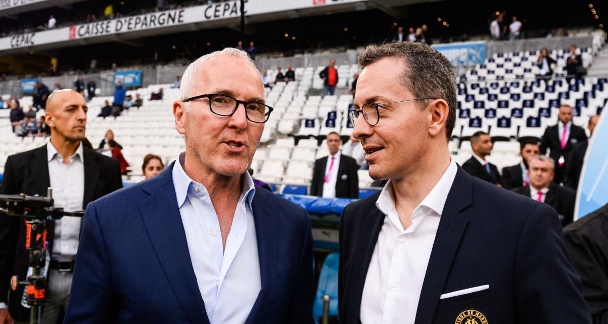 OM : Marseille réclame une belle somme au duo Ajroudi - Boudjellal