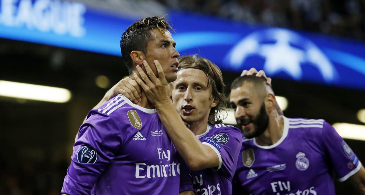 Real Madrid : Luka Modric était confiant après le départ de Cristiano Ronaldo