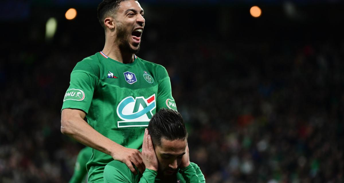 ASSE - PSG : un maillot spécial finale pour les Verts ?