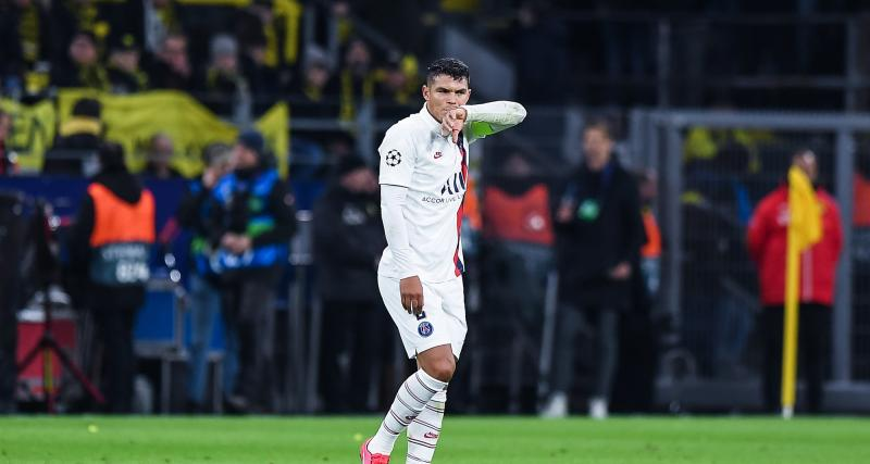 PSG - Mercato : le propos très énigmatique de Tuchel sur Thiago Silva