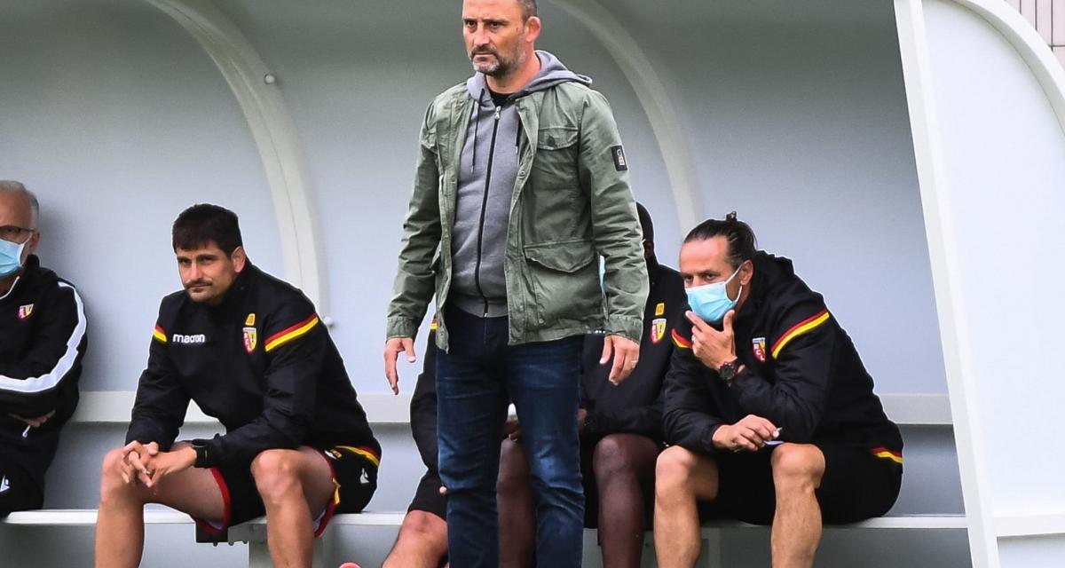 RC Lens : Franck Haise ne pense pas encore au PSG