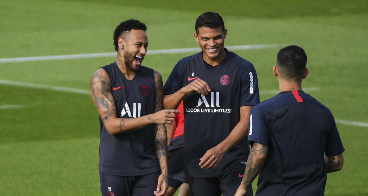 PSG : ses adieux, ses souvenirs, son émotion...Thiago Silva en larmes
