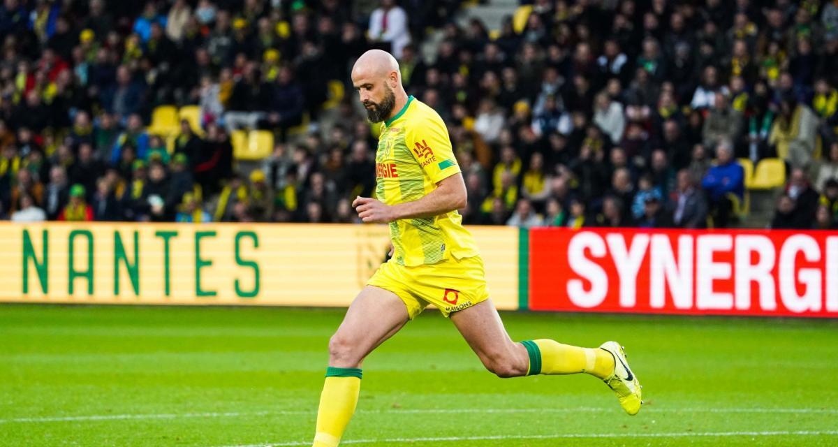 FC Nantes : Pallois en passe de récupérer le brassard de capitaine ?
