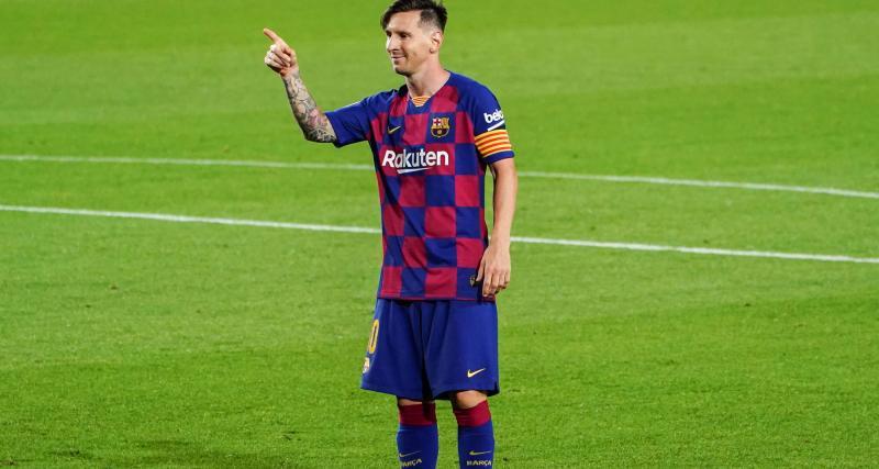 FC Barcelone - Mercato : une légende envoie Messi à Manchester City