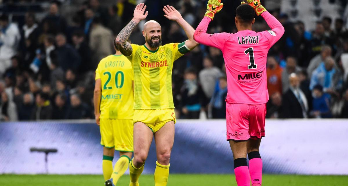 FC Nantes : un plébiscite pour Nicolas Pallois