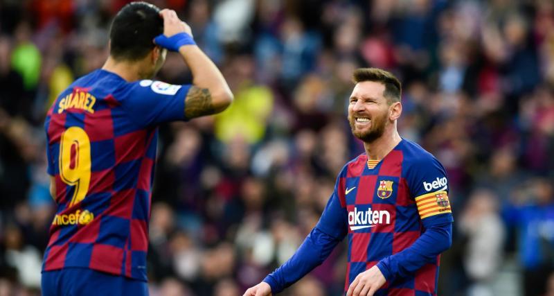 FC Barcelone – Mercato: une légende pousse à préparer la succession de Messi