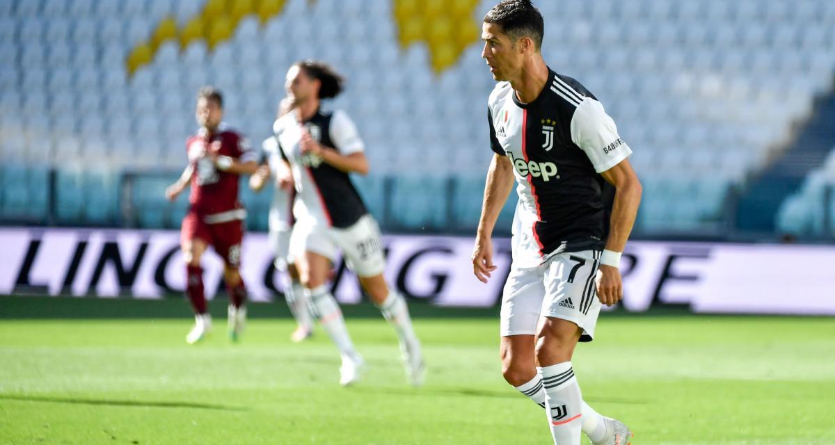 Résultat Serie A : Cristiano Ronaldo et la Juventus s'offrent la Lazio (2-1)