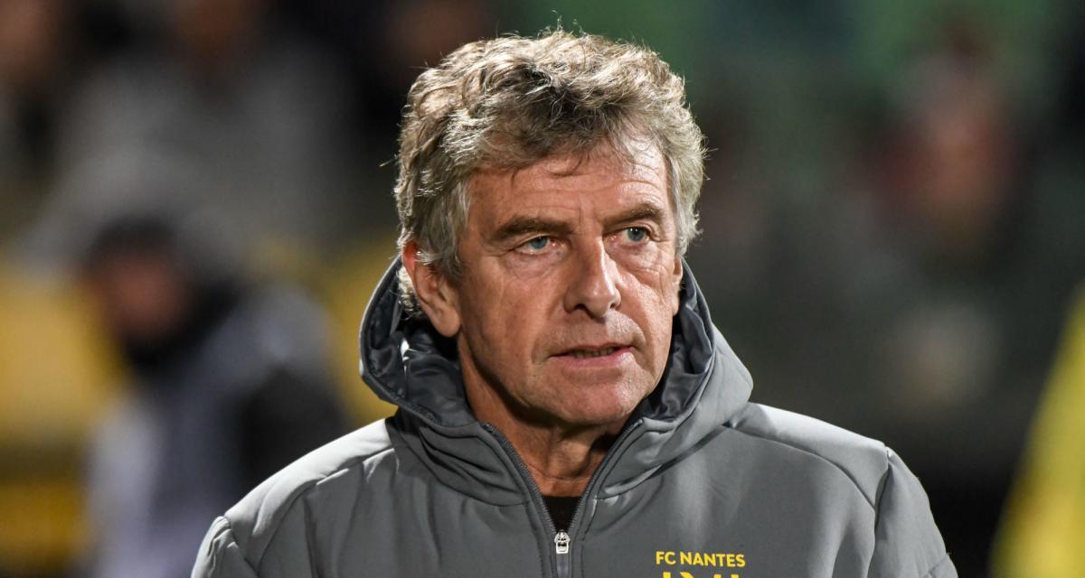 FC Nantes: Gourcuff a déjà un buteur capable «d'actions de classe» sous la main