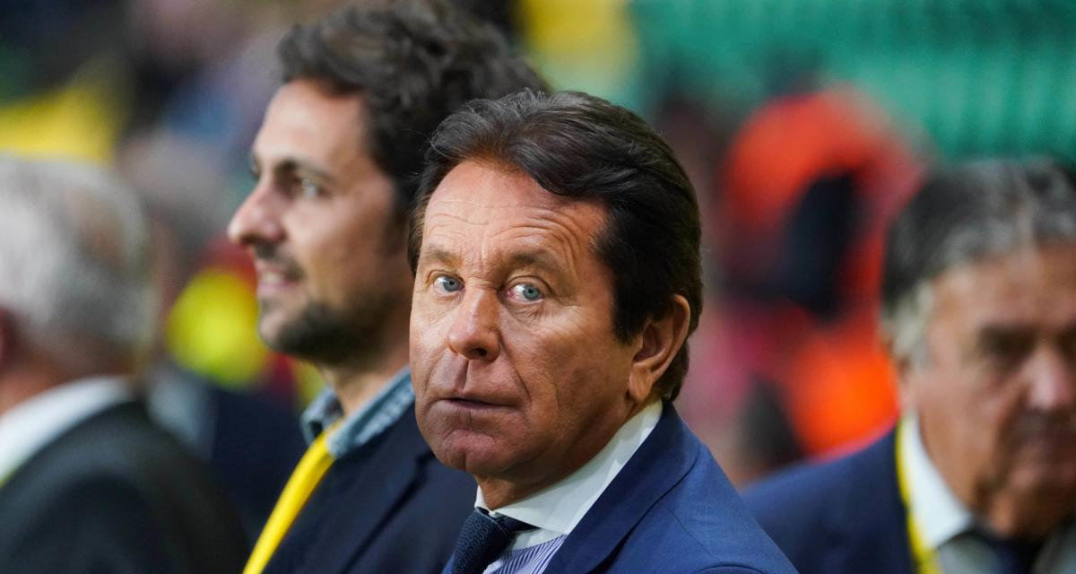 FC Nantes : les anti Kita hantent le président des Canaris