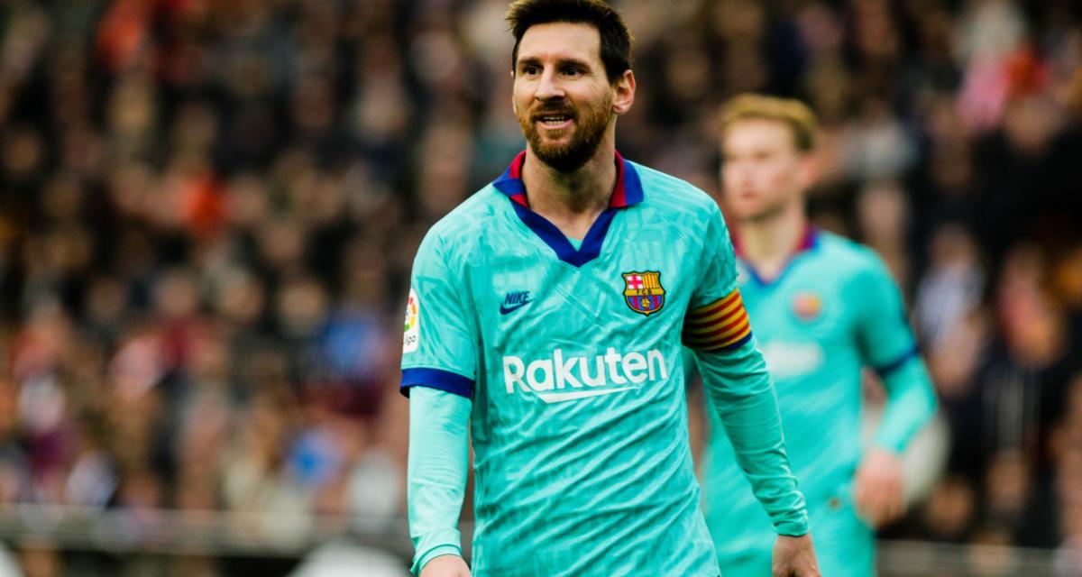 FC Barcelone: résultats, attitude, Pichichi... La nouvelle mise au point de Lionel Messi