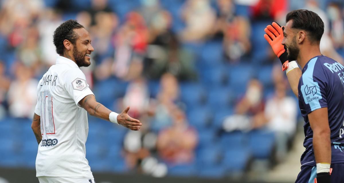 Résultat amical : PSG 7-0 Waasland-Beveren (terminé)