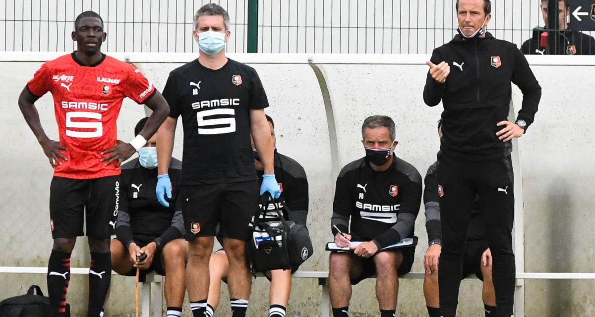 Stade Rennais : Stéphan peut déjà compter sur 4 qualités redoutablesdans son équipe