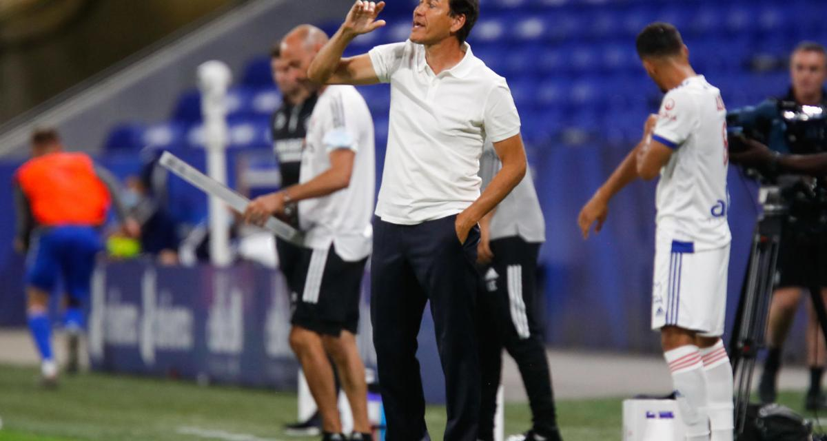 OL - Glasgow Rangers (0-2) : les premières leçons tirées par Rudi Garcia