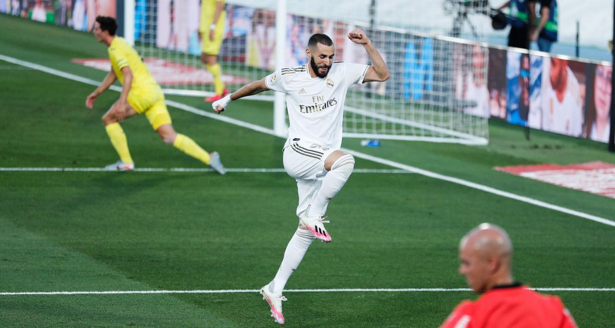 Résultats Liga : le Real Madrid bat Villarreal et est sacré champion d'Espagne (terminé)