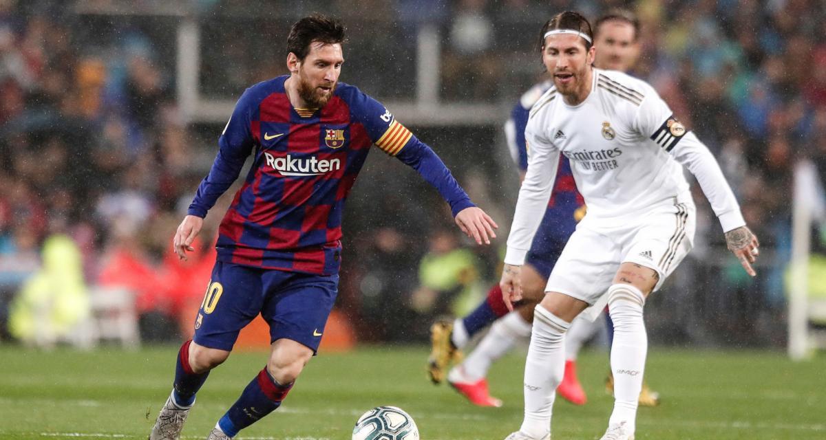 Liga : les compos du Real et du Barça (Suarez sur le banc, Hazard titulaire)