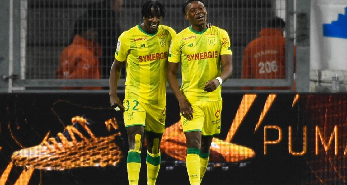 FC Nantes : les maillots domicile 2020/21 dévoilés