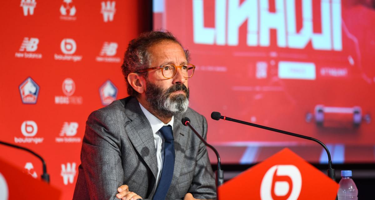 LOSC - Mercato : Lihadji, Osimhen, David... Ingla fait le point !