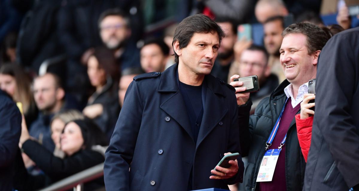 PSG - Mercato : Leonardo lorgne un géant pour remplacer Thiago Silva
