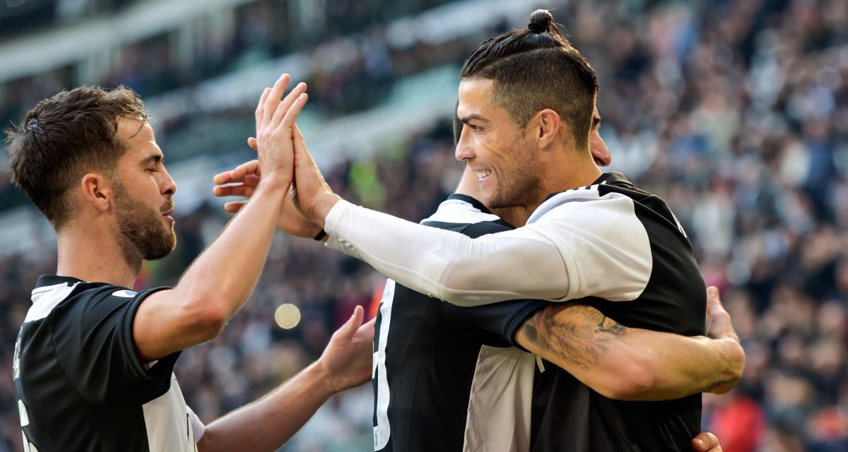 Juventus : deux nouveaus records en vue pour Cristiano Ronaldo