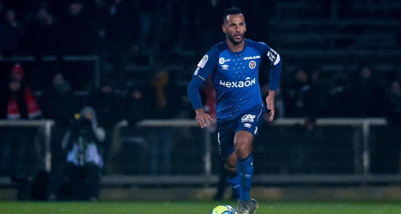 Stade de Reims - Mercato : Alaixys Romao va résilier son contrat
