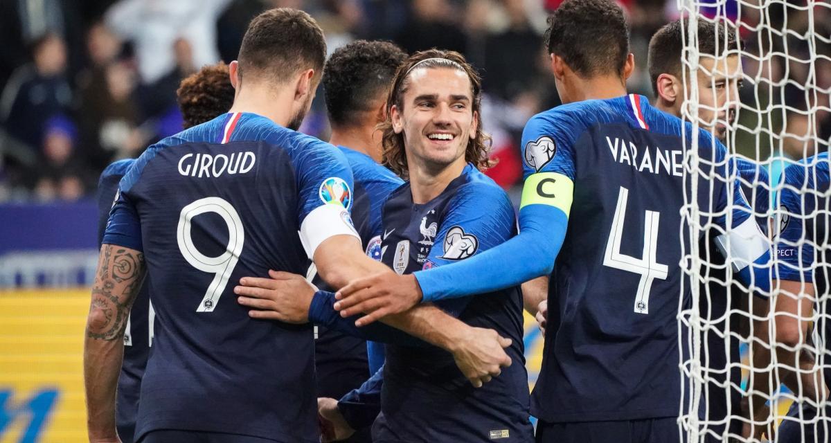 Equipe de France : le calendrier de la Coupe du monde 2022 dévoilé
