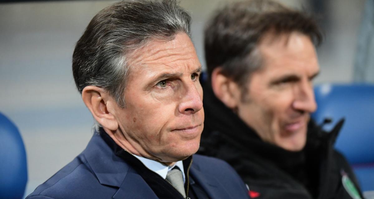 ASSE : Gilles Favard fracasse l'adjoint de Claude Puel