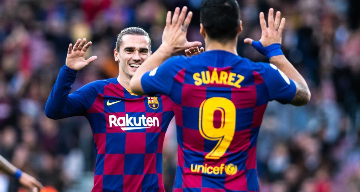 FC Barcelone : Messi, Real Madrid, Griezmann, Lautaro... les vérités de Suarez à la Une