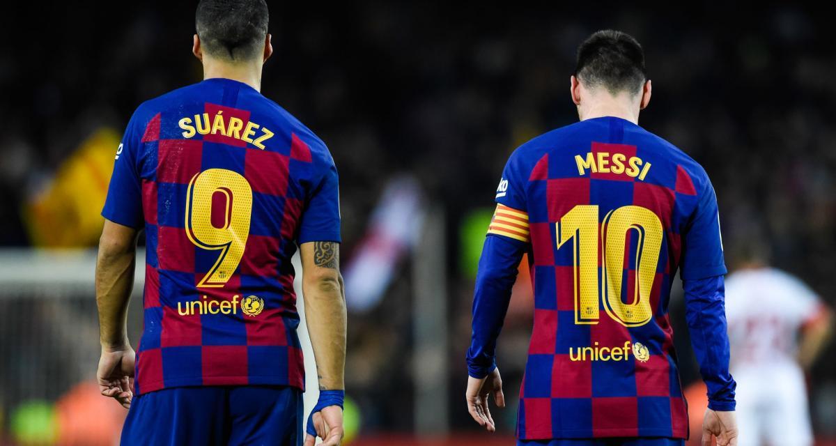 FC Barcelone : Lionel Messi cale dangereusement devant Karim Benzema