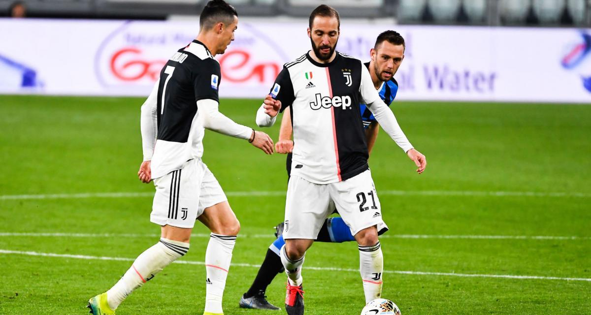 OM - Mercato : Higuain a fait un pacte avec la Juventus pour partir