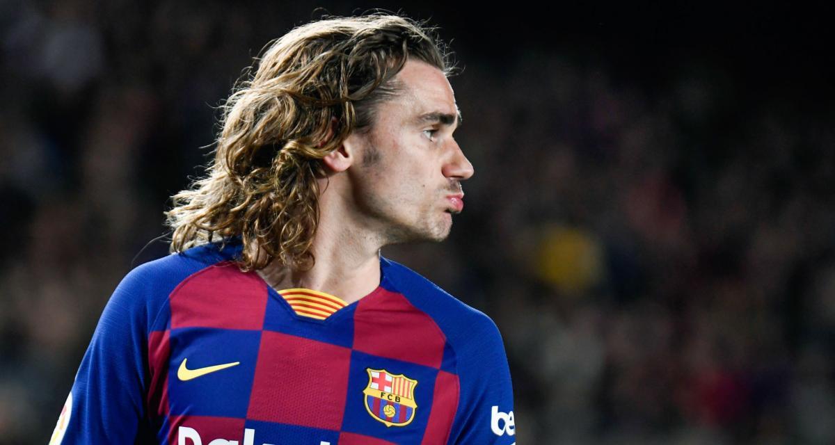 FC Barcelone : Griezmann est blessé, une rareté !