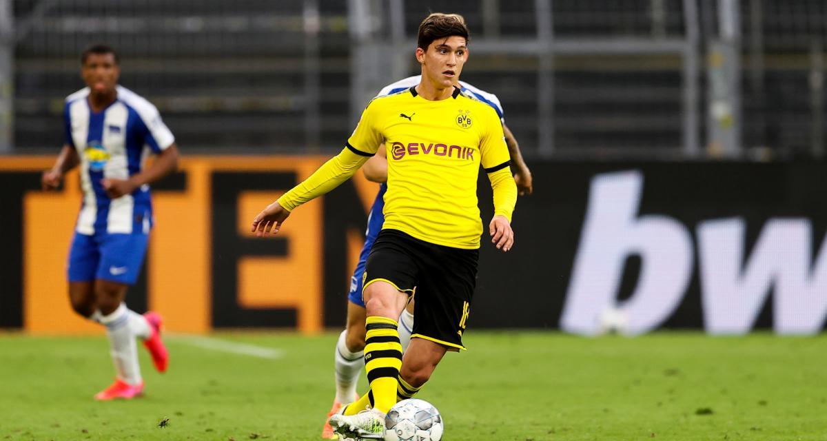 OM - Mercato : pour Balerdi (Borussia Dortmund), la voie est libre !