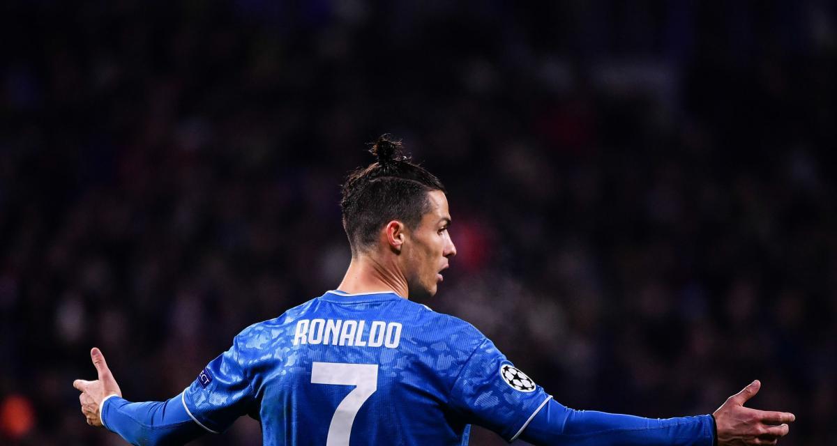 OL : Laurent Blanc met en garde Cristiano Ronaldo avant le choc retour en C1