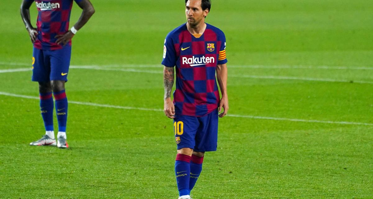 FC Barcelone : Messi va-t-il plomber les chances blaugranas de remporter la Liga ?
