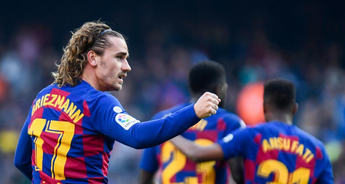 Liga : Real Valladolid - FC Barcelone, les compos (Griezmann titulaire)