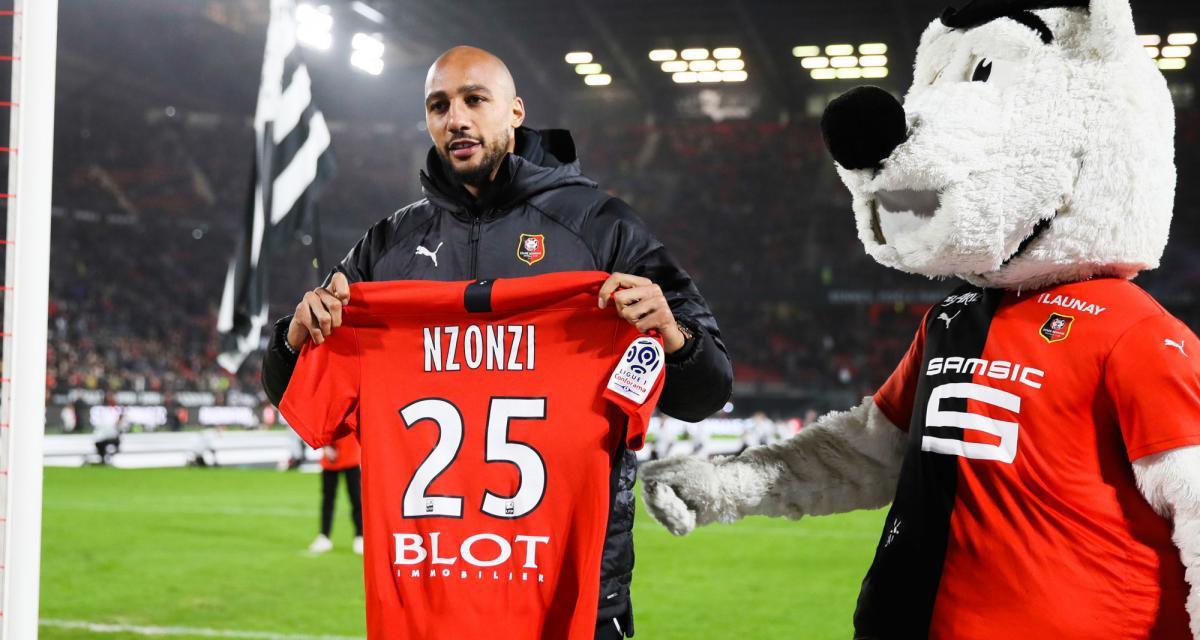 Stade Rennais: Mercato, pression, Euro... Steven Nzonzi sort du silence