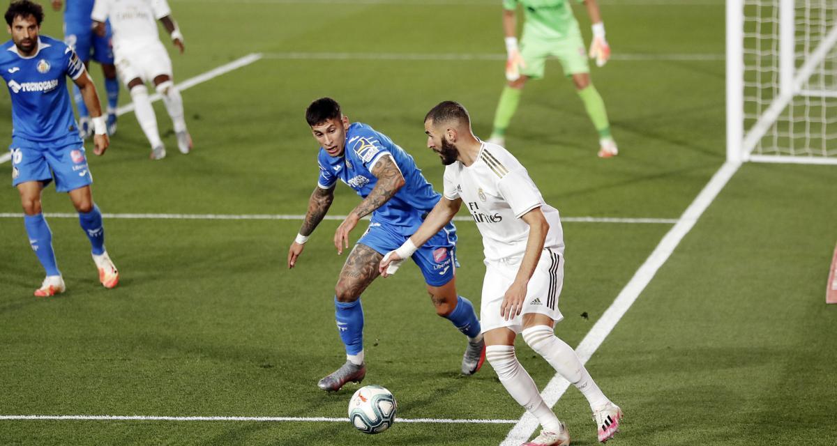 Liga : Real Madrid - Alavés, les compos (Benzema, Varane et Mendy titulaires)