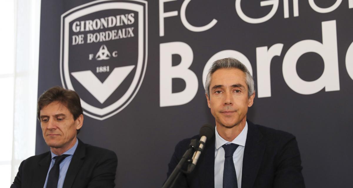 Girondins : la guerre est déclarée entre Longuépée et Sousa