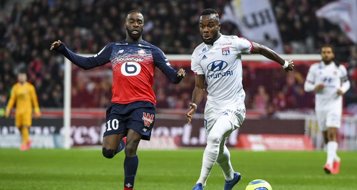 LOSC - Mercato : deux clubs anglais courtiseraient Jonathan Ikoné
