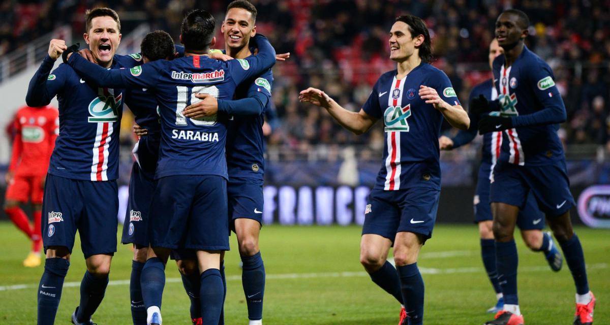 Ligue des Champions : un boulevard pour le PSG, dur dur pour l'OL