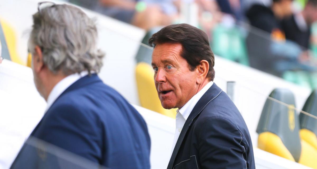 FC Nantes: Waldemar Kita a tenté de recruter à beIN Sports!