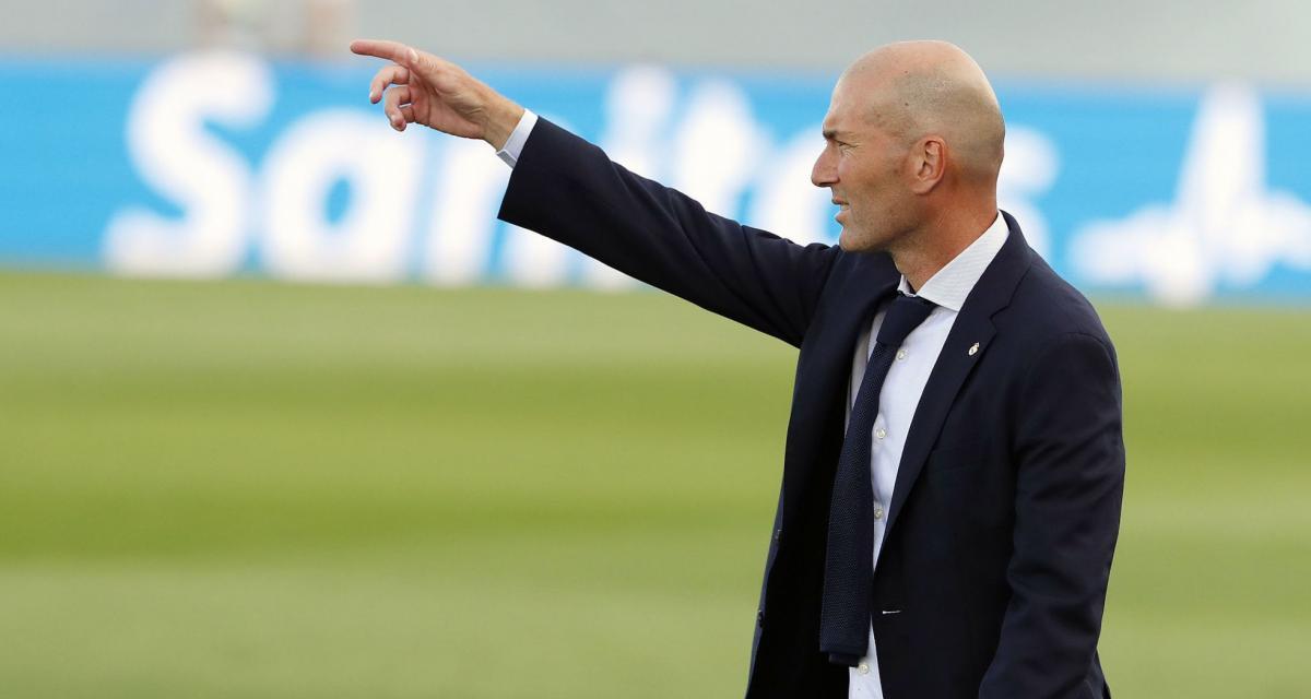 Real Madrid- Coronavirus : Zidane rassuré après une «erreur» sur le test de Vinicius