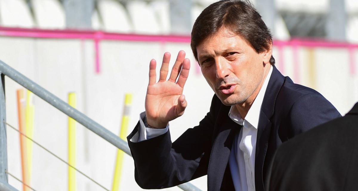 PSG – Mercato: Leonardo repousse à fin août un dossier sensible