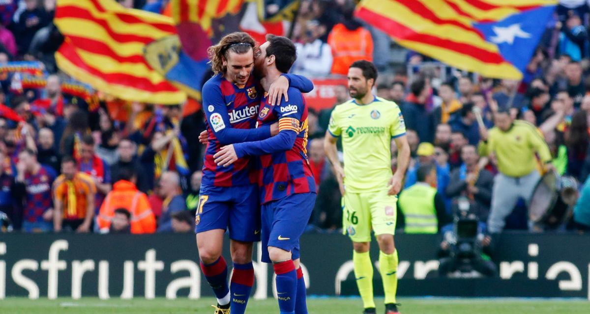FC Barcelone - Espanyol (1-0) : ça y est, Messi et Griezmann sont enfin connectés !