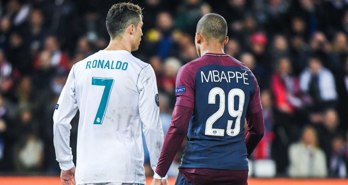 PSG : Kylian Mbappé, un mélange de Lionel Messi et Cristiano Ronaldo