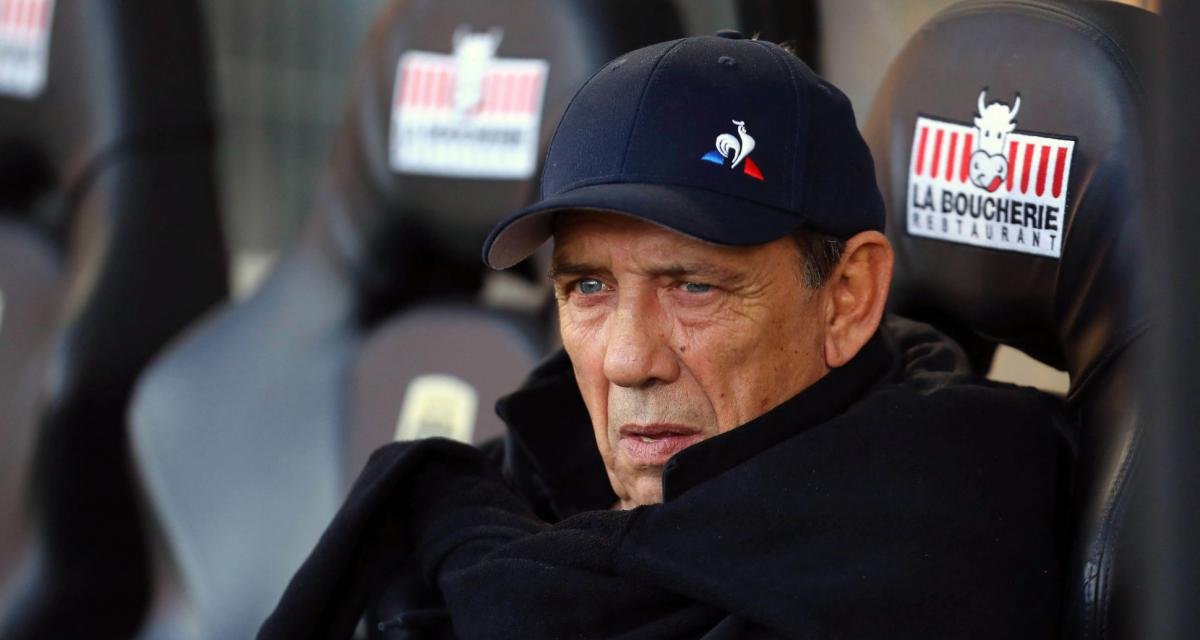 ASSE - Mercato : Gasset en pole pour les Girondins
